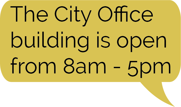 Office building hours