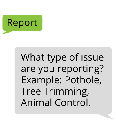 Report an issue